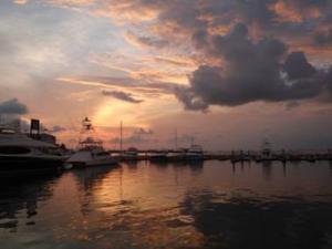 Abendstimmung Key West