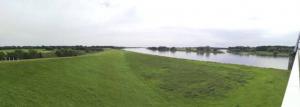 Elbe bei Dömitz